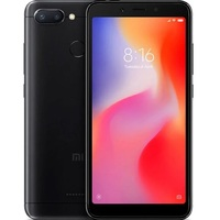 Xiaomi Redmi 6 4GB/64GB Black/Черный Global Version