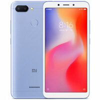 Xiaomi Redmi 6 3GB/64GB Blue/Голубой Global Version